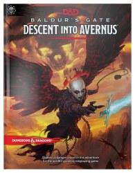 Dungeons & Dragons 5th Edition - Baldur's Gate: Descent into Avernus