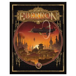 Dungeons & Dragons 5th Edition - Eberron: Rising from the Last War: Special Edition