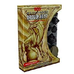 D&D Dice Set: Dragon Heist