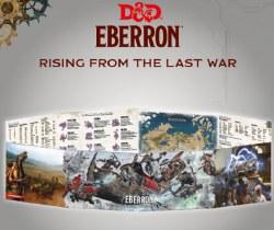 Dungeons & Dragons 5e: Eberron Rising DM Screen