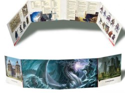 Dungeons & Dragons 5e: Tyranny of Dragons DM Screen