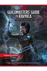 D&D 5E - Guildmaster's Guide to Ravnica: Maps and Miscellany