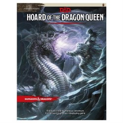 D&D 5E - Hoard of the Dragon Queen
