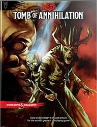 D&D 5E Tomb of Annihilation