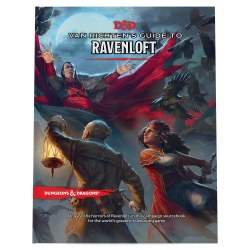 Dungeon's & Dragons 5th Edition: Van Richten's Guide to Ravenloft
