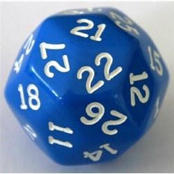 D30 Triantakohedron 30-Sided Die