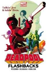 Deadpool Flashbacks Graphic Novel