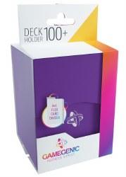 Deck Holder 100+: Purple