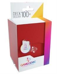 Deck Holder 100+: Red