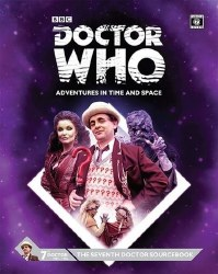 Doctor Who: Adventures in Time and Space 7th Doctor Sourcebook