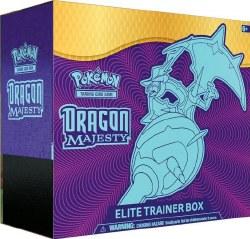Pokemon Dragon Majesty Elite Trainer Box