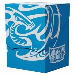 Dragon Shield Deck Shell: Blue/Black