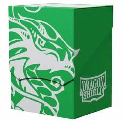 Dragon Shield Deck Shell: Green/Black