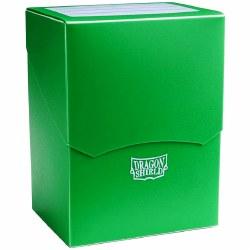 Dragon Shield Deck Shell: Green