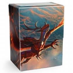 Dragon Shield Deck Shell: Logi Crimson