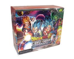 Dragon Ball Super Galatic Battle Booster Box