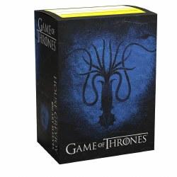Dragon Shield 100 Brushed Art Game of Thrones House Greyjoy