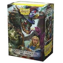 Dragon Shield 100 Matte Art Easter Dragon
