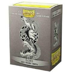 Dragon Shield 100 Matte Art Loki