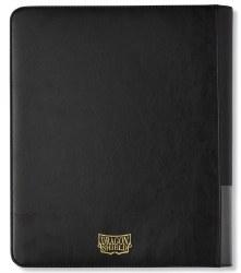 Dragon Shield Card Codex: Black