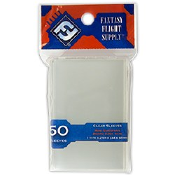 50 Fantasy Flight European Mini Sleeves