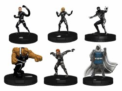 Heroclix Fantastic Four Future Foundations Fast Forces