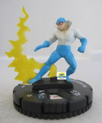 Heroclix The Flash 002 Max Mercury