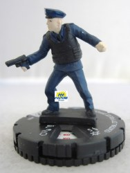 Heroclix The Flash 006 Central City Police Officer