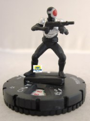Heroclix The Flash 009 Mob Rule