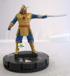 Heroclix The Flash 010 Samuroid