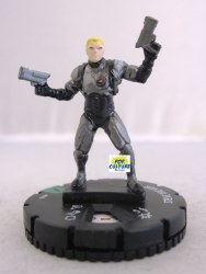 Heroclix The Flash 018 Steve Trevor