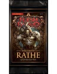 Flesh and Blood - Welcome to Rathe Booster Pack