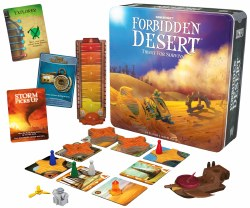 Forbidden Desert: Thirst For Survival