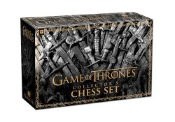 Game of Thrones: Collector's Chess Set