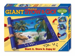 Giant Puzzle Stow & Go