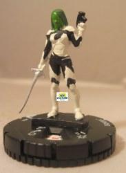 Heroclix Guardians of the Galaxy 001 Gamora