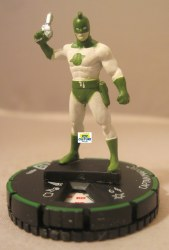 Heroclix Guardians of the Galaxy 007b Captain Marvel