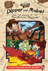 Gravity Falls: Dipper & Mabel and the Curse of the Time Pirates Treasure!