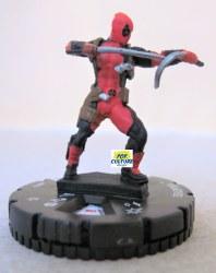 Heroclix Deadpool & X-Force 001a Deadpool