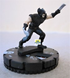 Heroclix Deadpool & X-Force 002 Wolverine