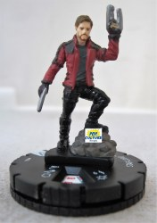 Heroclix Guardians of the Galaxy v.2 004 Star-Lord
