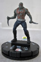 Heroclix Guardians of the Galaxy v.2 005 Drax