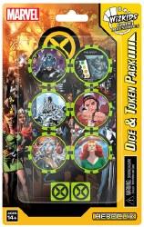 Heroclix House of X Dice & Token Pack