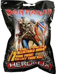 Heroclix Iron Maiden Booster Pack