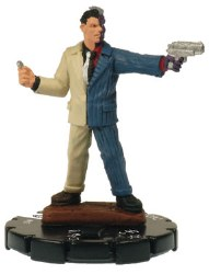 Heroclix Arkham Asylum 007 Two-Face