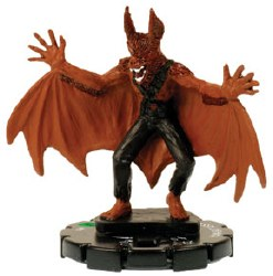 Heroclix Arkham Asylum 017 Man-Bat Assassin