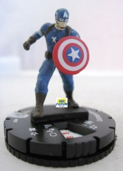 Heroclix Avengers Age of Ultron Movie 003 Captain America