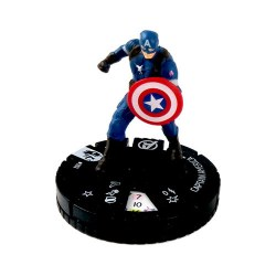 Heroclix Avengers Age of Ultron Movie 102 Captain America
