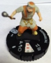 Heroclix Assassin's Creed: Revelations 005 The Bombardier