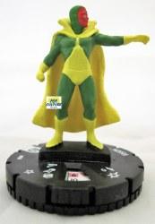 Heroclix Avengers Defenders War 006 Vision